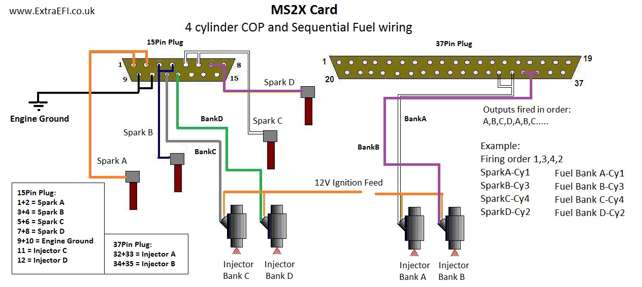 MS2X extraefi ms2x card Wiring Diagram Symbols at sewacar.co